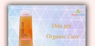 Dầu gội Organic Care