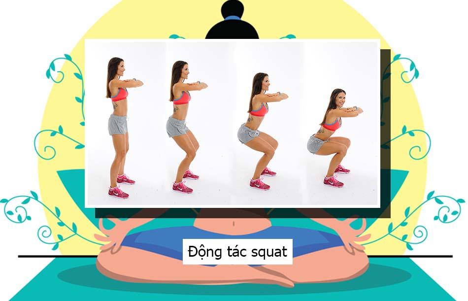 Động tác squat