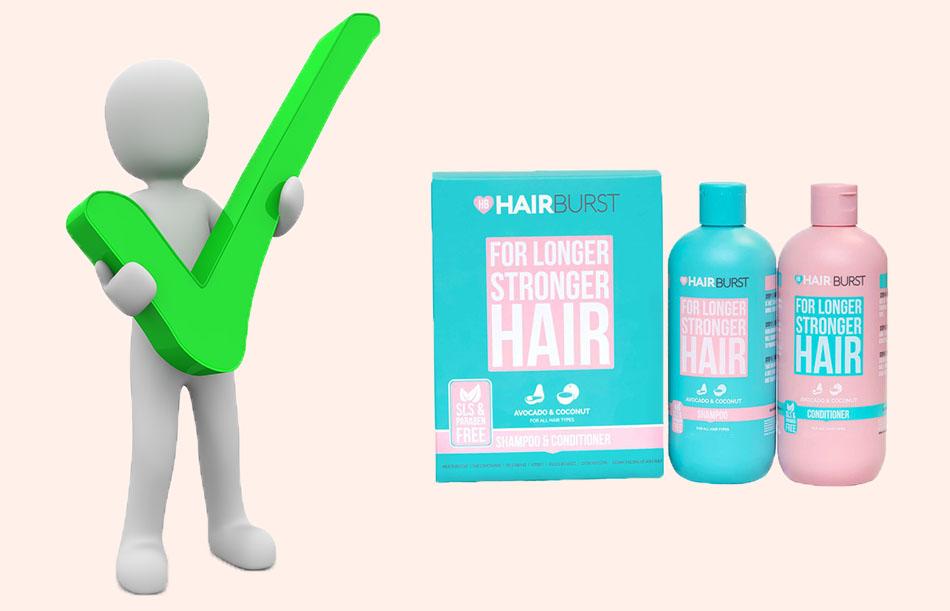 Dầu gội Hairburst có tốt không?