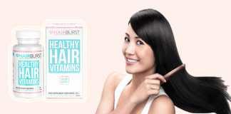 Viên uống vitamin HairBurst