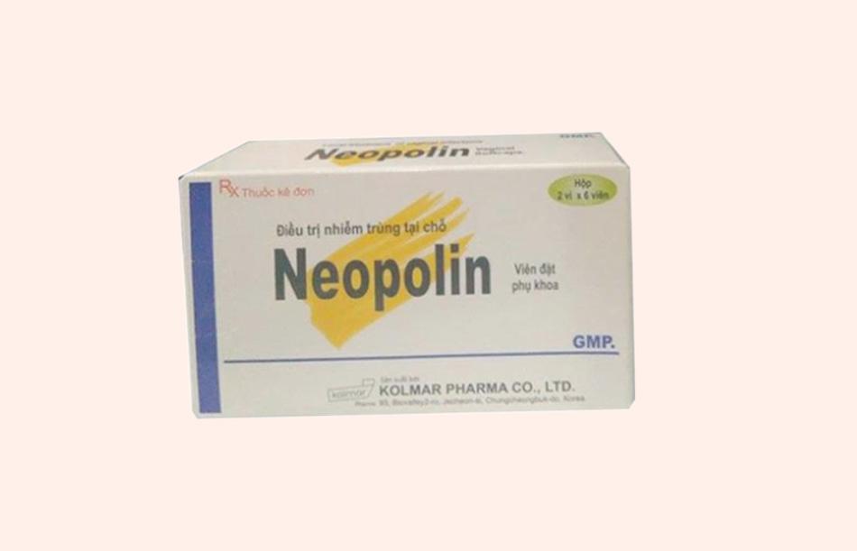 Hình ảnh: Hộp thuốc Neopolin