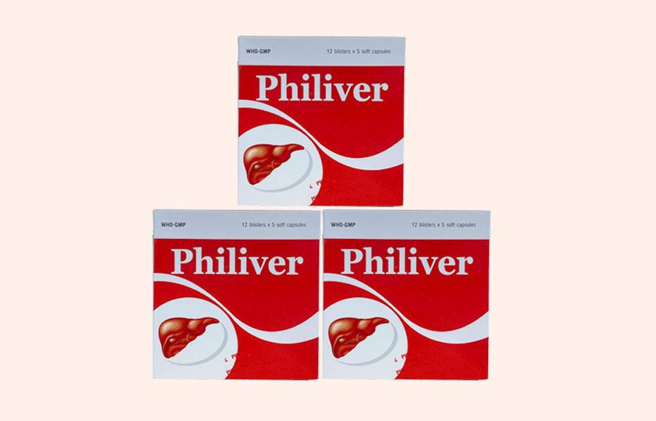 Thuốc Philiver được chỉ định trong điều trị một số bệnh lý về gan như: xơ gan, gan nhiễm độc.
