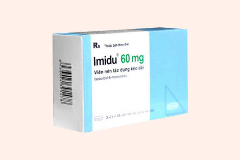 Imidu 60mg bào chế dạng viên nén