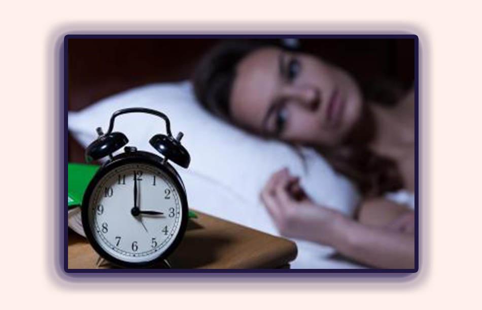 Không nhìn đồng hồ khi đi ngủ