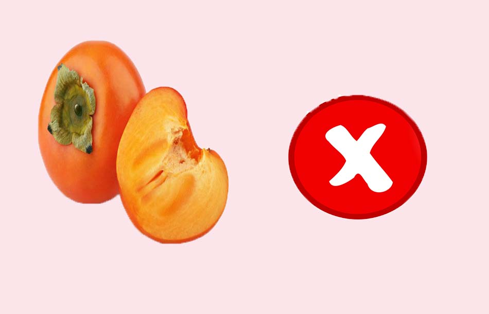 Đau dạ dày không nên ăn quả hồng