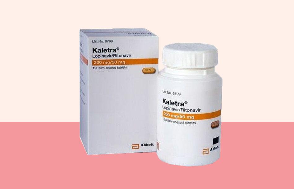 Lopinavir phối hợp với ritonavir