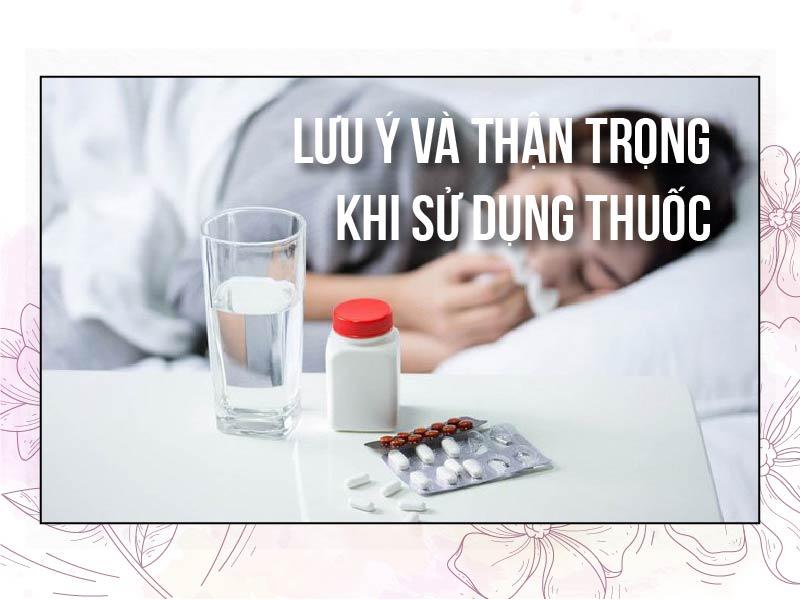 Lưu ý và thận trọng khi sử dụng thuốc kháng sinh nhóm Monobactam
