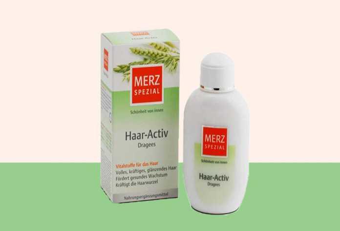 Thuốc mọc tóc Merz Spezial