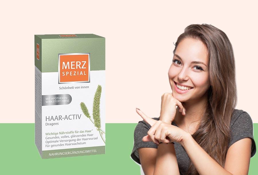 Thuốc mọc tóc Merz của Đức có tốt không?