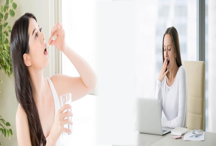 Dùng thuốc chữa bệnh ngáp nhiều