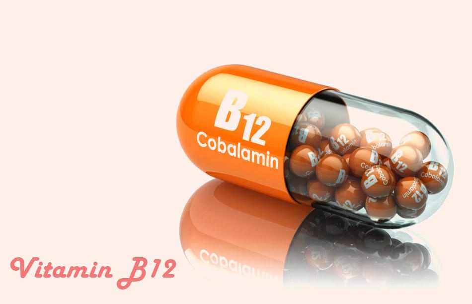 Vitamin B12 là một trong những thành phần quan trọng có trong sản phẩm Pediakid