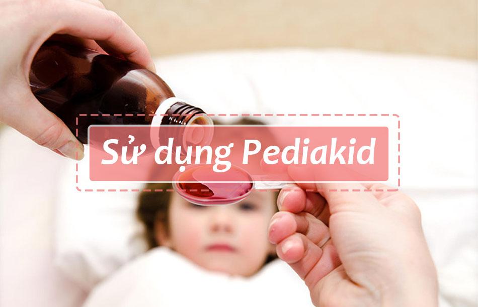Cách sử dụng Pediakid