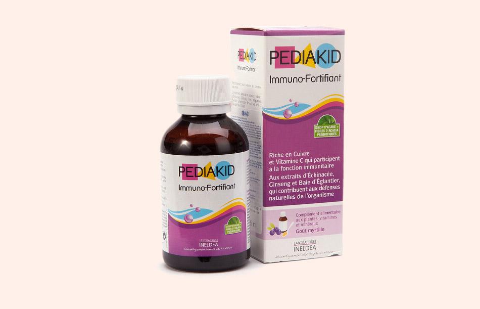 Pediakid immuno fort