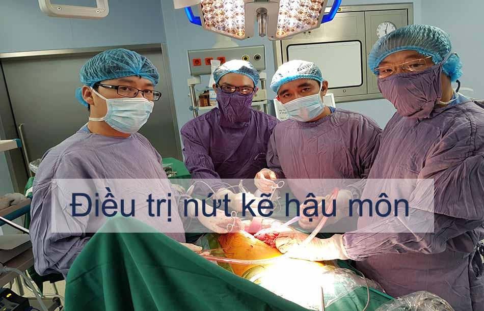 Điều trị nứt kẽ hậu môn theo phương pháp phẫu thuật