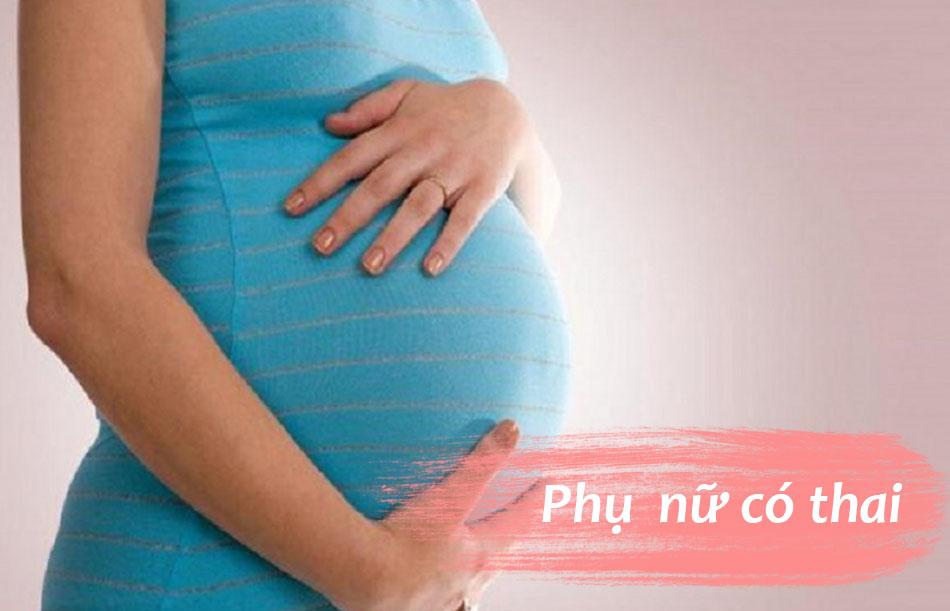 Phụ nữ có thai, cho con bú sử dụng Picencal được không?