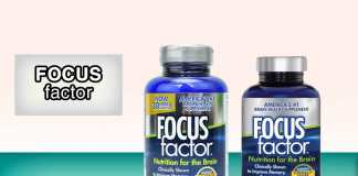 Sản phẩm Focus Factor