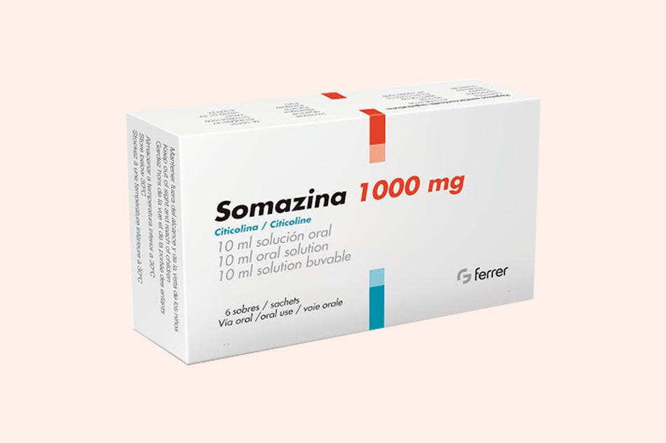 Thuốc Somazina dạng ống uống