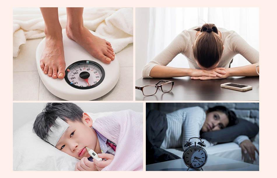 Triệu chứng của suy nhược cơ thể
