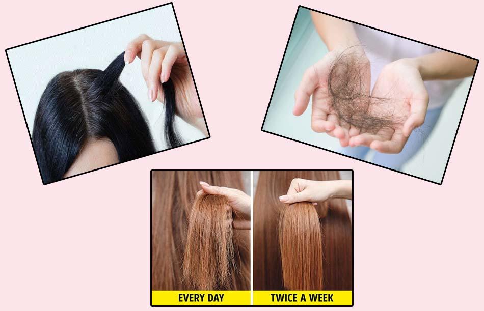 Có tác dụng tốt với tóc