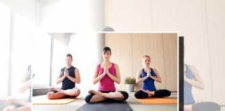 Tập yoga cho người bị thoái hóa khớp gối