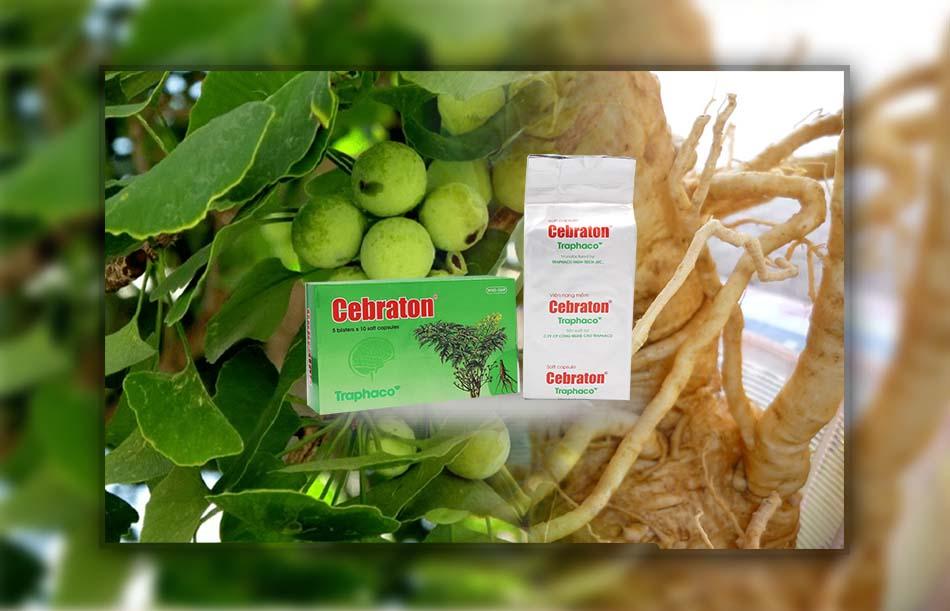 Thành phần của thuốc Cebraton