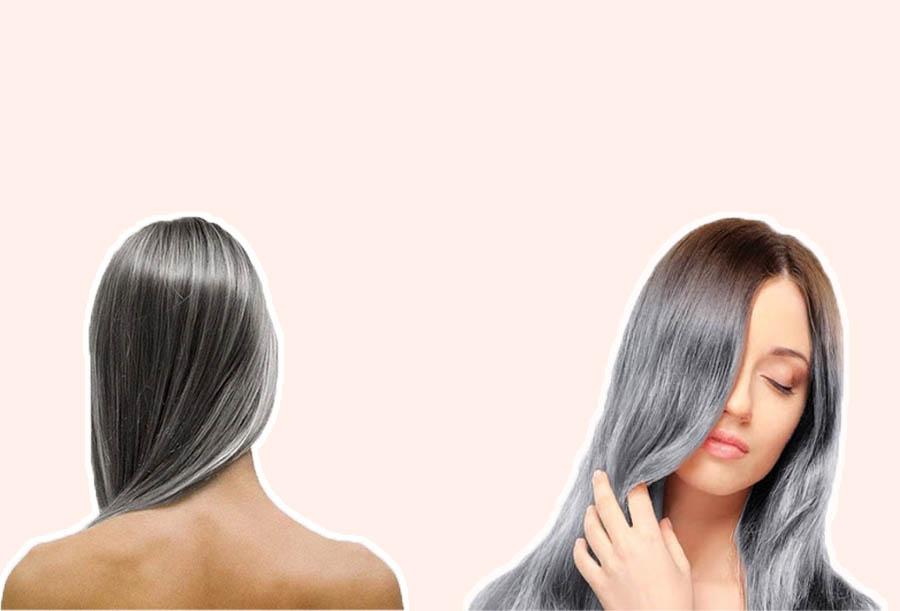 Tóc bạc sớm có chữa được không?