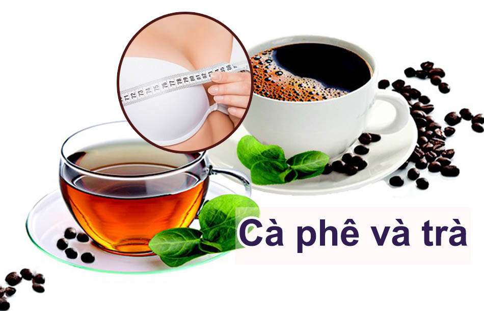 Nên tránh cà phê và trà