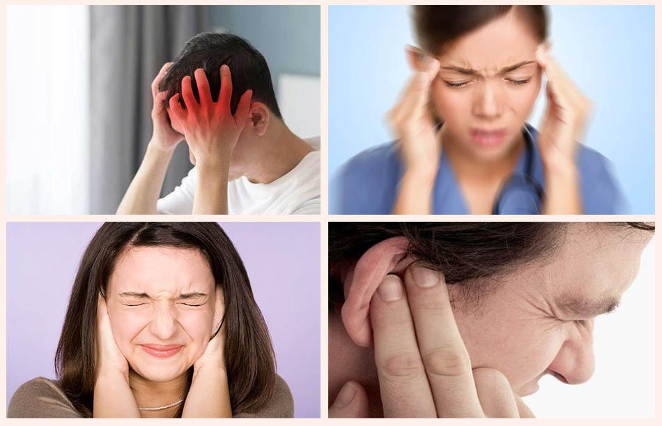 Biểu hiện của ù tai