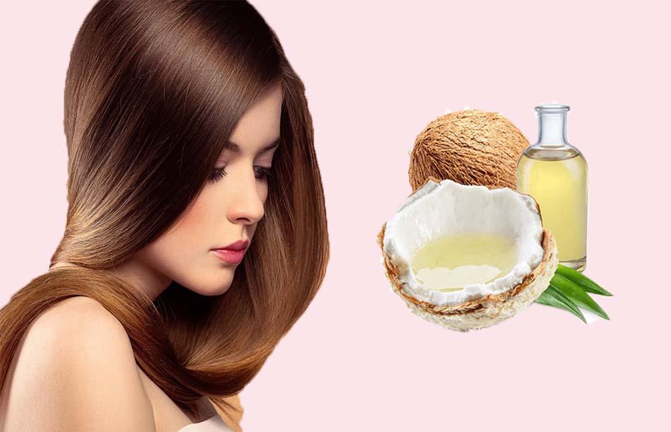 Top] 9 công thức ủ tóc bằng dầu dừa giúp mái tóc của bạn săn chắc