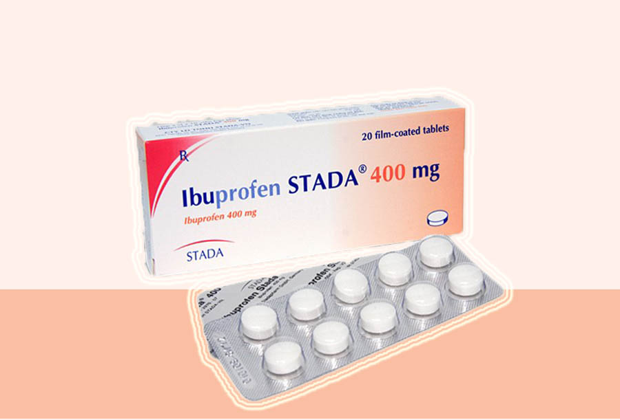 Dùng thuốc Ibuprofen rút ngắn ngày đèn đỏ