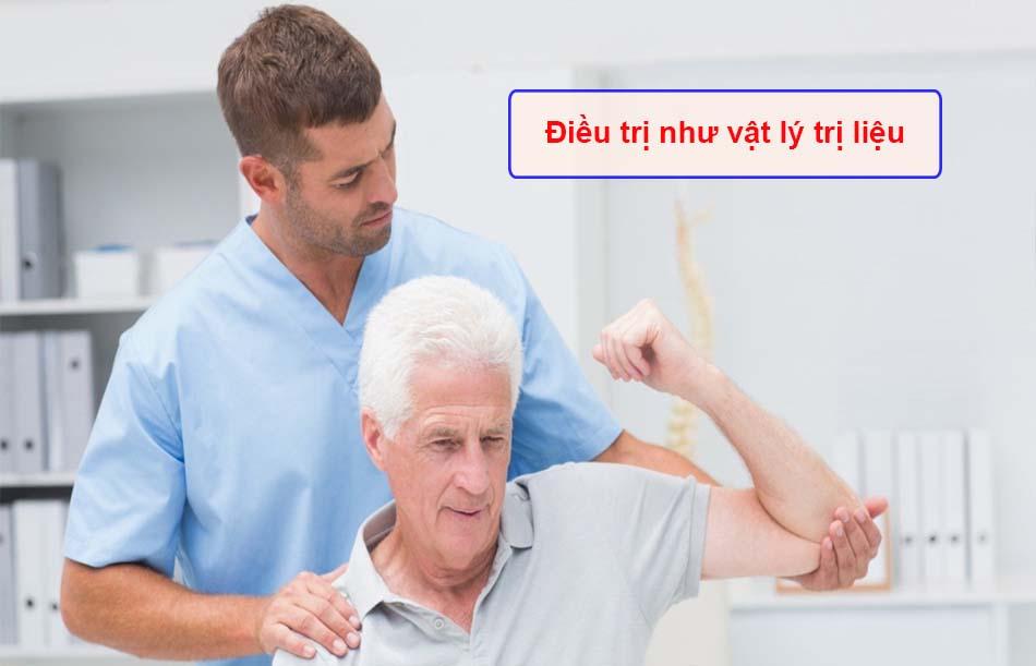 Điều trị vật lý trị liệu