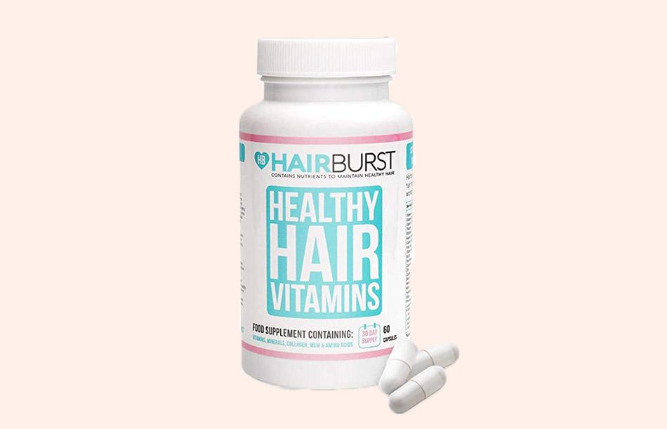 Viên uống mọc tóc HairBurst Healthy Hair Vitamins