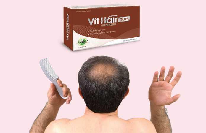 Viên mọc tóc Vit-Hair Men
