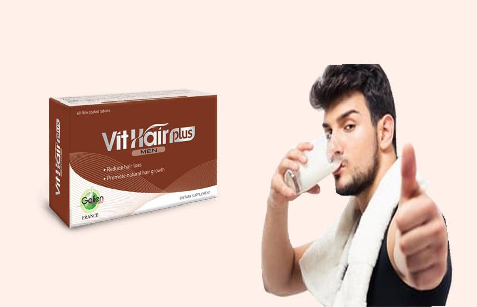 Viên uống mọc tóc Vit Hair có tốt không?