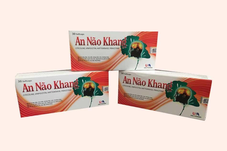 An Não Khang chứa thành phần thảo dược