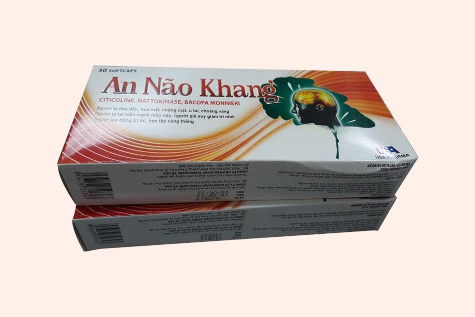 Hình ảnh hộp An Não Khang