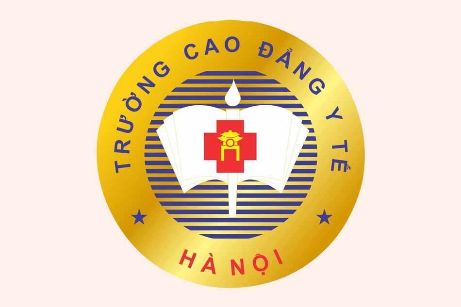 Logo trường Cao đẳng Y tế Hà Nội