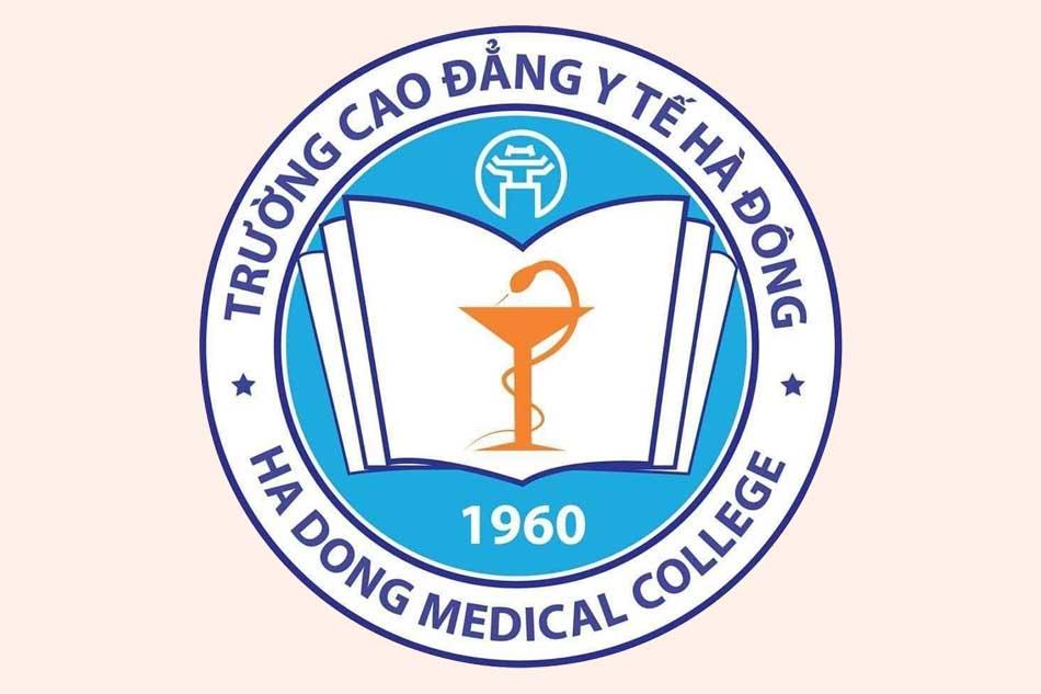 Logo Trường Cao đẳng Y Tế Hà Đông