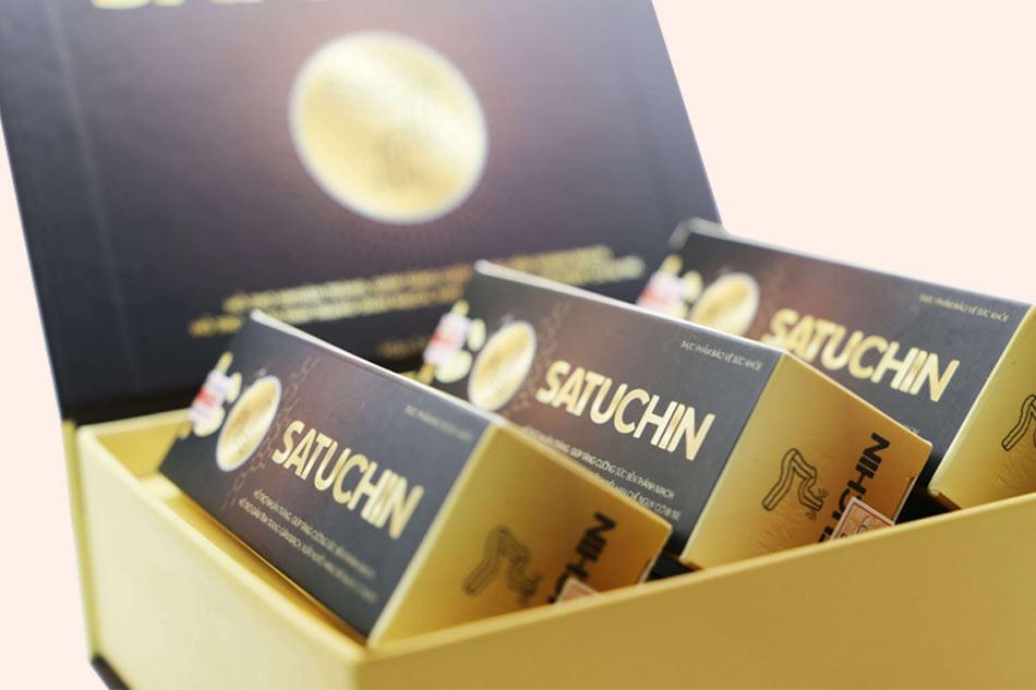 Viên sủi Satuchin có nguồn gốc thảo dược