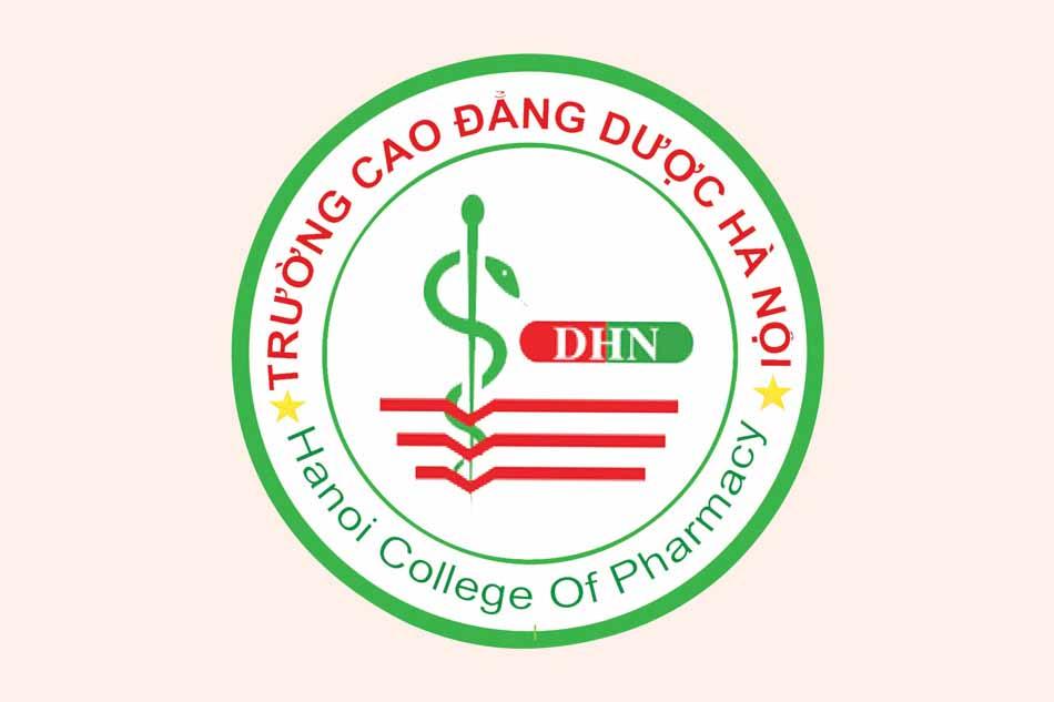 Logo Trường Cao đẳng Dược Hà Nội