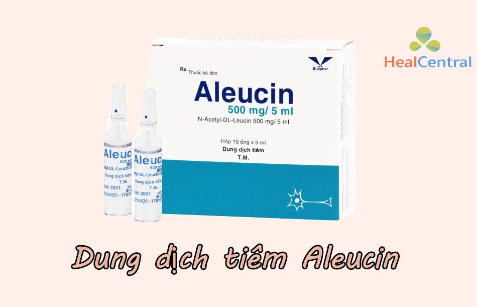 Dung dịch tiên Aleucin
