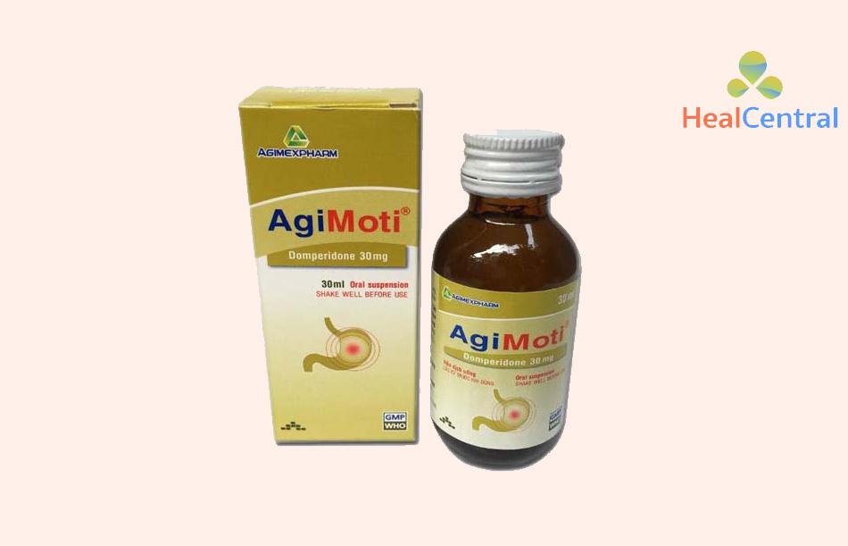 Hỗn dịch thuốc Agimoti