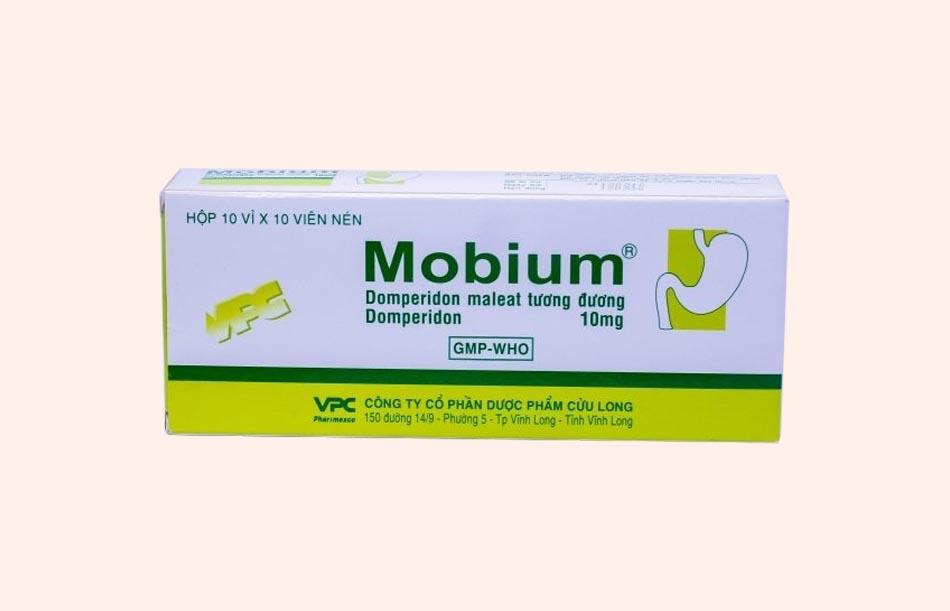 Hộp thuốc Mobium