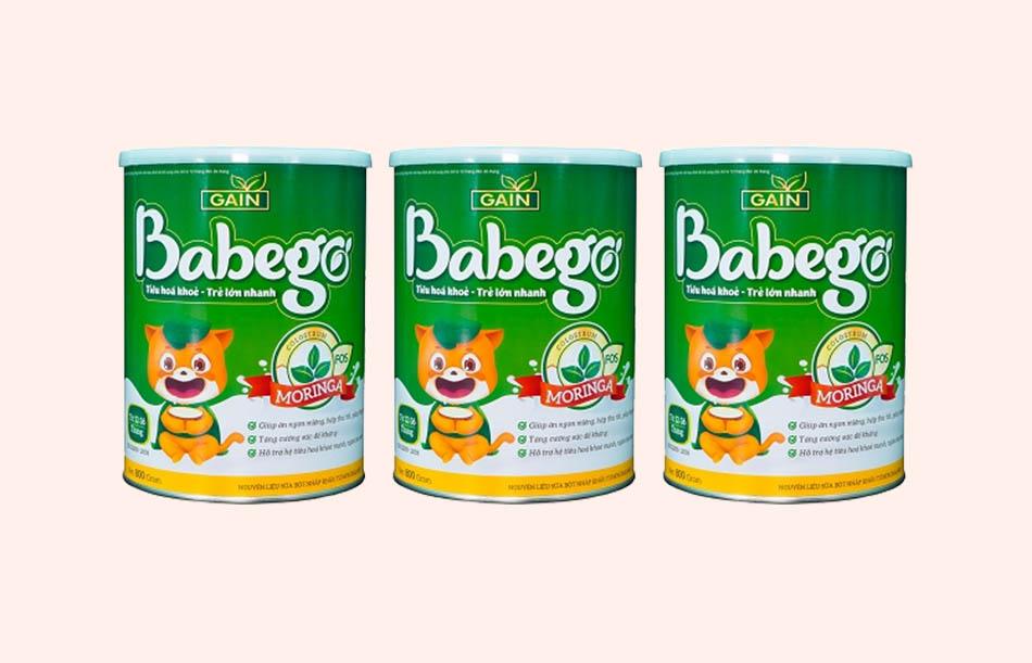 Sữa Babego