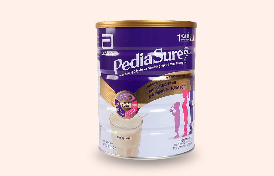Sữa Pediasure của Mỹ