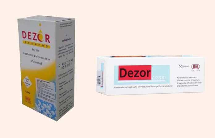 Thuốc Dezor