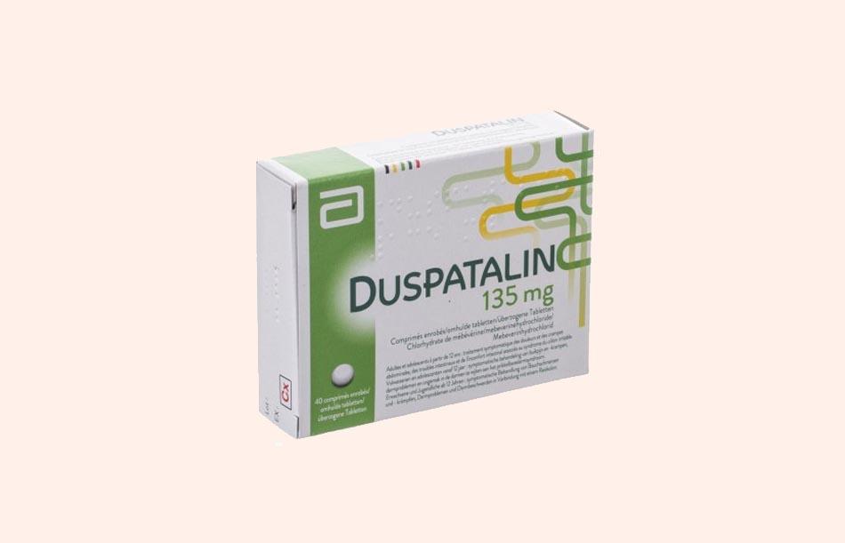 Thuốc Duspatalin 135mg