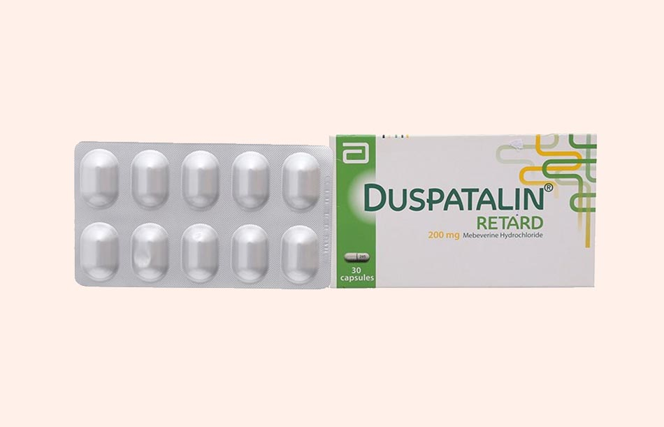 Thuốc Duspatalin 200mg