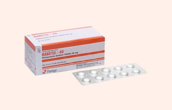 Thuốc Rabeto 40mg