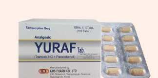Thuốc Yuraf